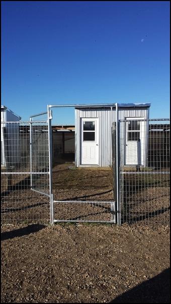 Dog Kennels In Grande Prairie