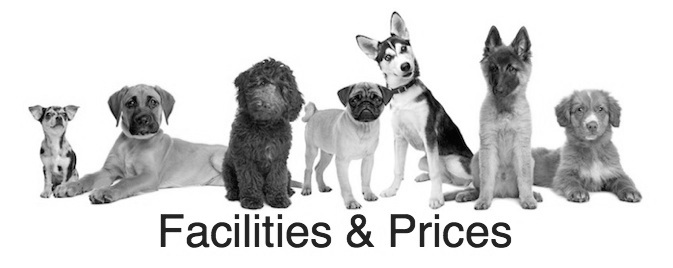 Bear Lake Kountry Kennel Facilities and Prices