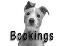 Bookings at Bear Lake Kountry Kennels